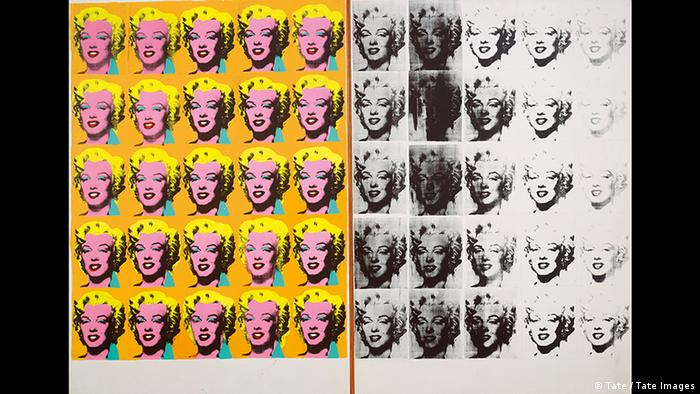 Ausstellung Andy Warhol From A to B and Back Again im Whitney Museum