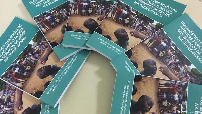 Guinea-Bissau Gesundheitsbericht Krankenhaus in Bissau