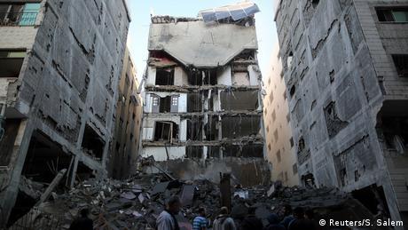 Сектор Гази відповів ракетами на обстріли Ізраїлю