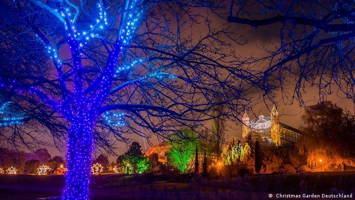 Berlin - Christmas Garden Deutschland ( Christmas Garden Deutschland)