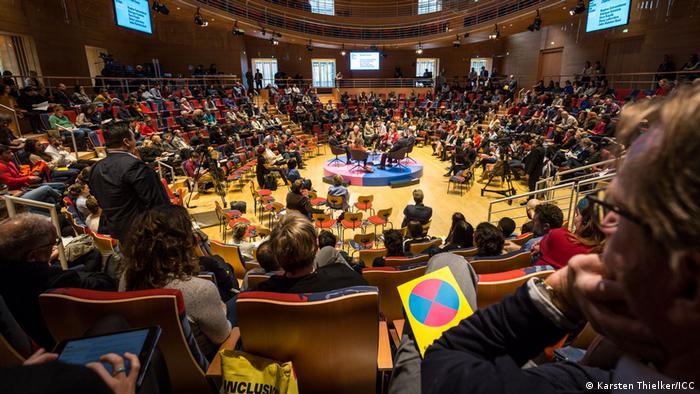 Veranstaltung 6 Degrees in Berlin (Karsten Thielker/ICC)