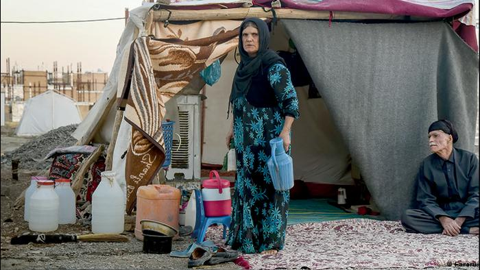 Iran - Erdbeben in Kermanshah