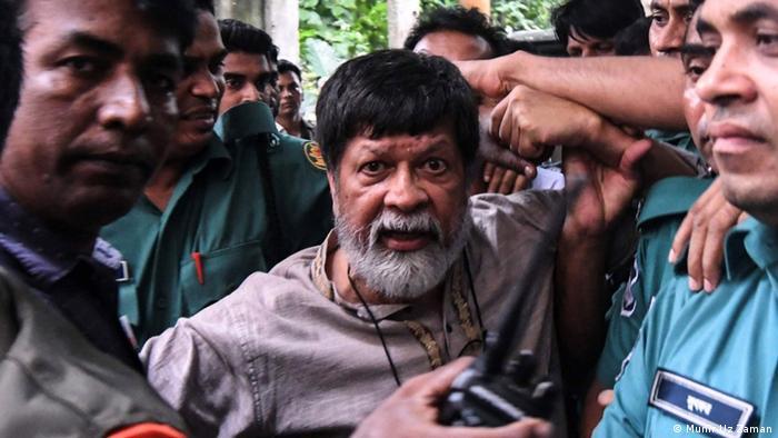 Shahidul Alam (Munir Uz Zaman)