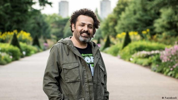 Wael Abbas (Facebook)