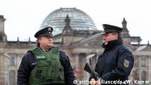 Polizei Bundestag