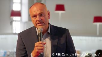 Ralf Nestmeyer of PEN Germany
