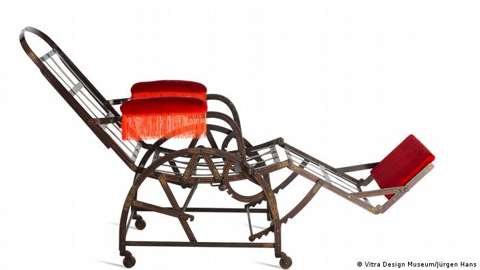 George Wilson, Adjustable Chair (Vitra Design Museum/Jürgen Hans)