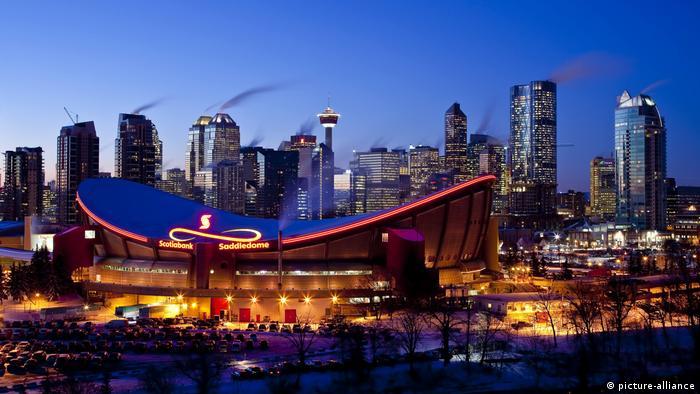 Olympische Spiele 2026 Calgary, Kanada