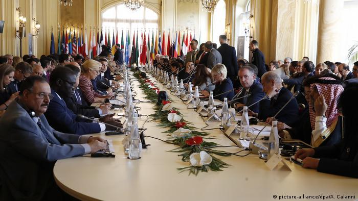 Italien Libyen-Konferenz in Palermo