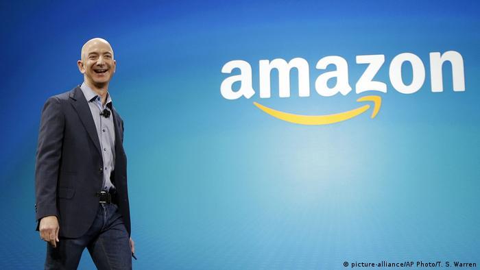 Amazon promete tener huella de carbono cero para 2040 | El Mundo | DW | 20.09.2019