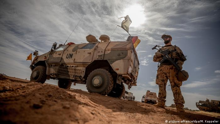 Opinion: German troops in Mali – time for plain talk