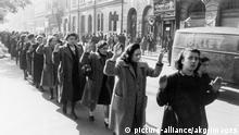 Deportation ungarischer Juden Sommer1944