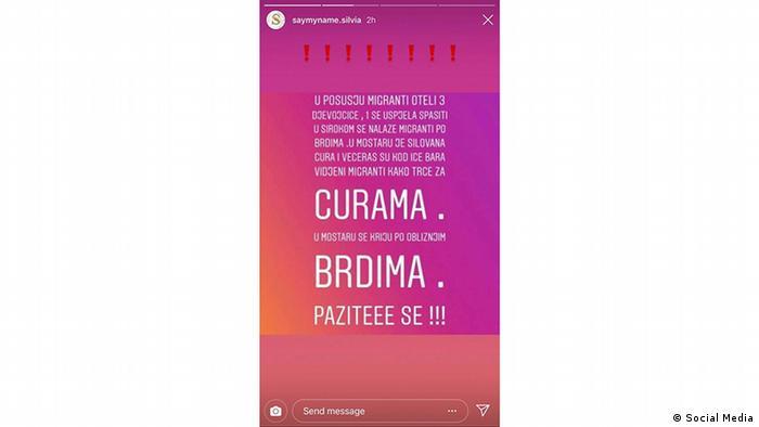 Fake News Soziale Netzwerke Bosnien Herzegowina