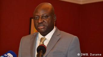 Guinea-Bissau und der Premier Minister