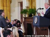 CNN verklagt Weißes Haus wegen Aussperrung von Reporter
