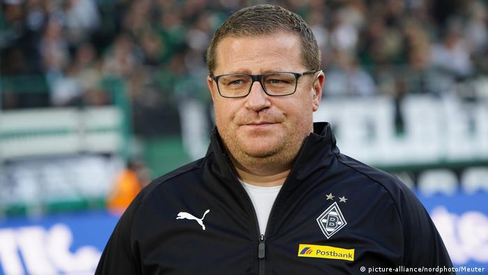 Fußball Bundesliga Borussia Mönchengladbach - FSV Mainz 05 Max Eberl