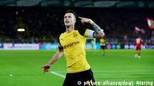 Fußball Bundesliga Borussia Dortmund - FC Bayern München Marco Reus