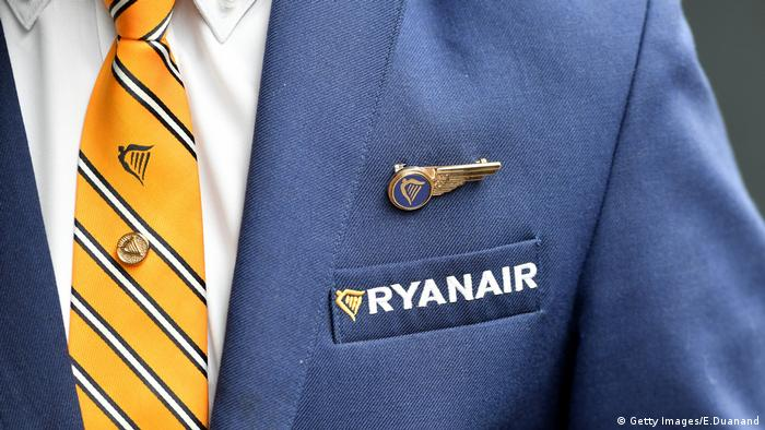 Fluggesellschaft Ryanair (Getty Images/E.Duanand)