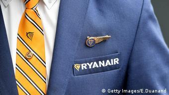 Сотрудник Ryanair