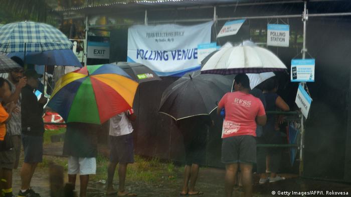 Comienzan las elecciones en Fiyi