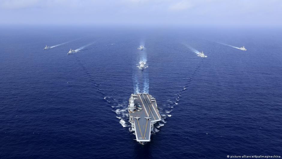 遼寧號 只是中國成為航母大國的開始