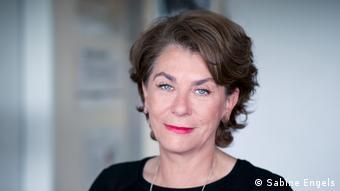Kirsten Niehuus vom Medienboard Berlin-Brandenburg (Copyright: Sabine Engels)