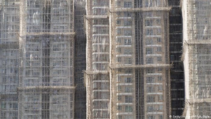 Bambus als Werkstoff und Lebensmittel (Getty Images/AFP/A. Ogle)