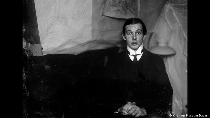 Selbstportrait im Atelier (Kirchner Museum Davos )