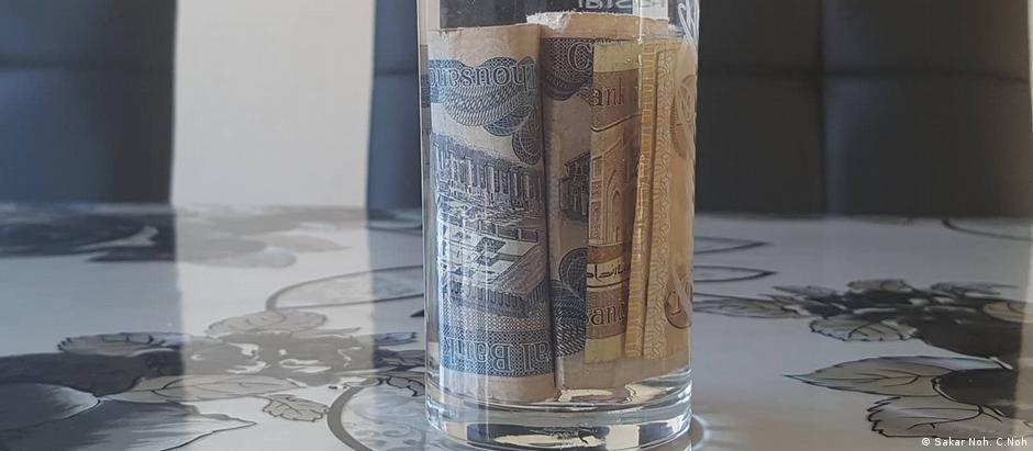 Symbolbild - Skandal Zentrale Bank von Irak