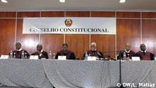 Verfassungsrat Mosambik