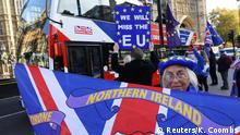 Großbritannien Proteste in London | anti-Brexit