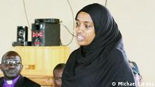 Fatuma Abdulkadir Adan, a woman activist in Marsabit, Kenya.