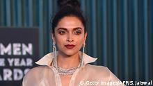 Indien Bollywood Schauspielerin Deepika Padukone