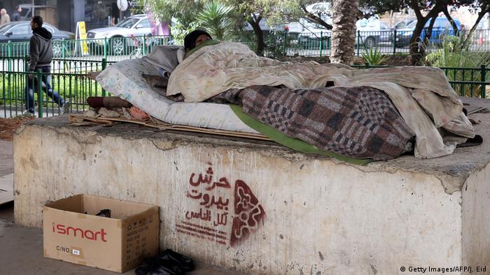 Armut in Libanon