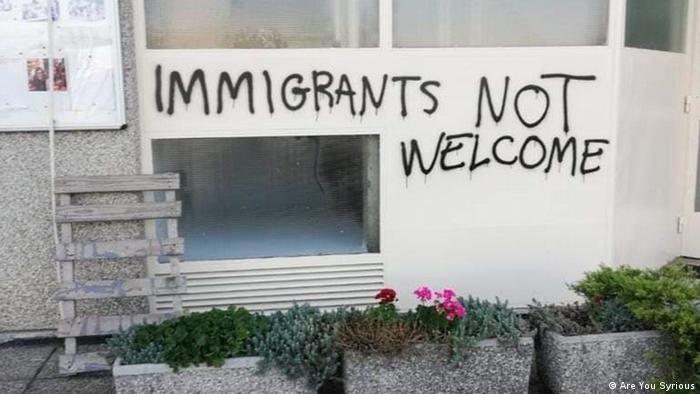 Migranten in Kroatien