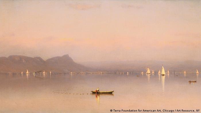 Morgenstimmung am Hudson River (Terra Foundation for American Art, Chicago / Art Resource, NY)