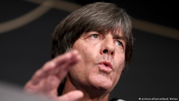 Löw: si Alemania desciende no es el fin del mundo | Europa al día | DW | 14.11.2018