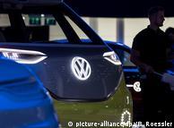 Електромобілі VW на виставці IAA 2017