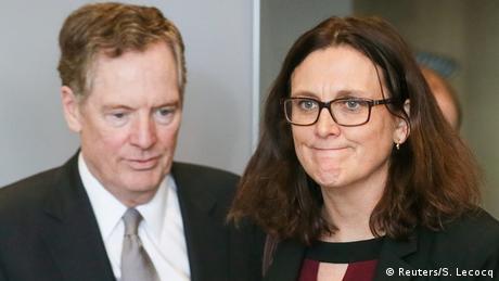 Торговельна суперечка між США та ЄС залишається відкритою - Мальмстрьом