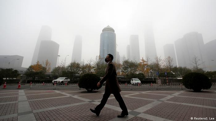 BdTD China Smog in Peking (Reuters/J. Lee)