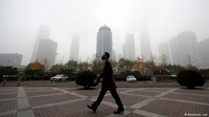 BdTD China Smog in Peking