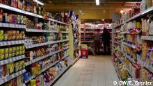 Supermarkt Gang