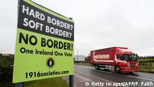 Grenze Irland - Nordirland