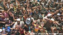 Bangladesch - Rohingya Zurückführung