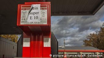 АЗС: Бензина Super E10 нет