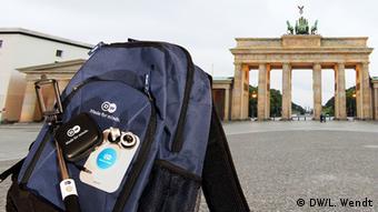 Gewinn V-Mail DW Rucksack Smartphone-Zubehör (DW/L. Wendt)