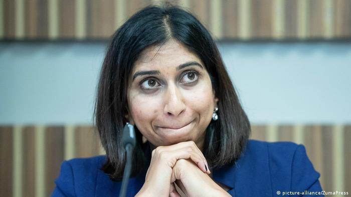 Suella Braverman (picture-alliance/ZumaPress)