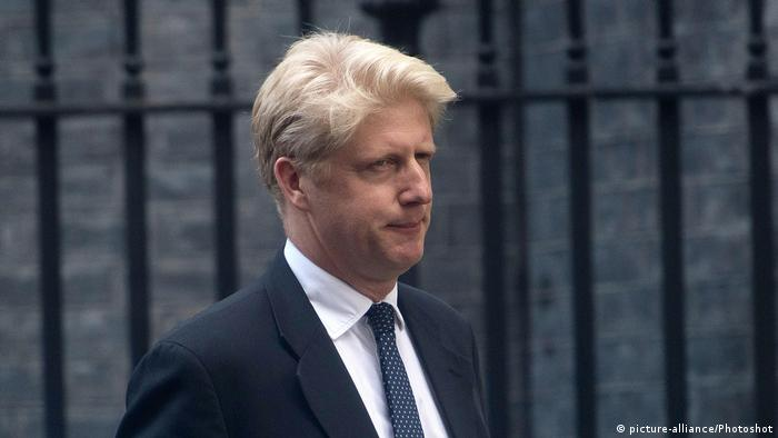 Jo Johnson (picture-alliance/Photoshot)