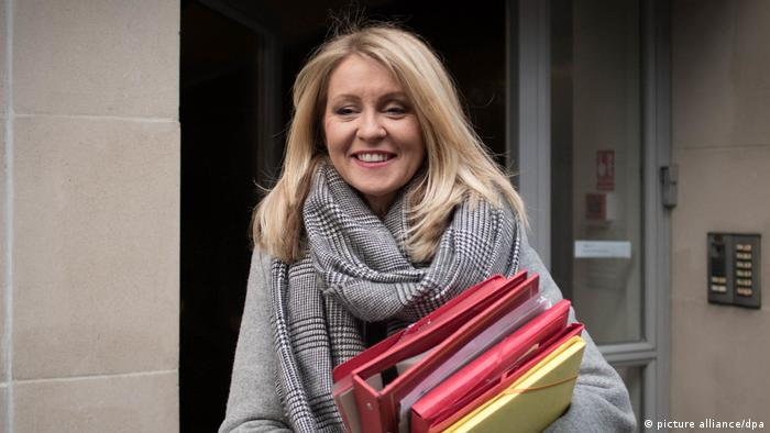 Esther McVey (picture alliance/dpa)