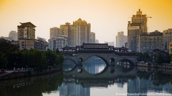 Chengdu (Imago/Photoshot/Construction Photography)